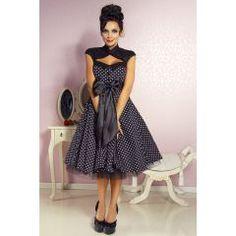 Hochwertiges Rockabilly-Kleid