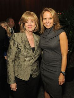 Abbe Raven, Katie Couric