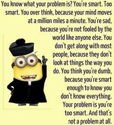 Trendiest Minion Memes quotes Minions funny despicable me Minions Funny Images, Funny Minion Memes, Minion Pictures, Minions Quotes, Funny Jokes, Funny Shit, Minion Humor, Funny Math, Despicable Me 2 Minions