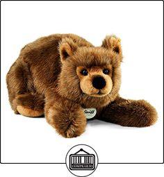 Steiff Urs peluche de oso, color marrón (Brown)  ✿ Regalos para recién nacidos - Bebes ✿ ▬► Ver oferta: http://comprar.io/goto/B0116M9NN0