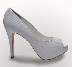 Sapato para as noivas Divalesi