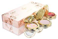 VOGUE beauty | trends | 2013年クリスマス・コフレ図鑑。PART4 | 6 Vogue Beauty, Cosmetic Packaging, Makeup Cosmetics, Make Up, Elegant, Bracelets, Gold, Kawaii, Jewelry