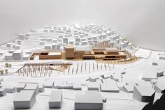 'Darat King Abdullah II' Competition in Amman , Kerry Hill Architects , Singapore