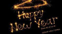Wishing you a beautiful, peaceful & joy filled New Year <3  www.issuenewyork.com