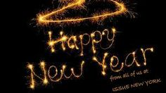 Wishing you a beautiful, peaceful & joy filled New Year <3  www.issuenewyork.com