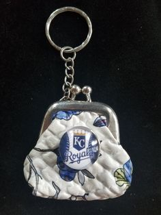Snap Keychain - Royals Coin Purse