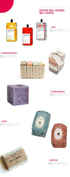 pretty bar soap packaging | silhouettejess.wordpress.com