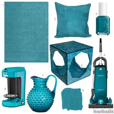 Color Obsession of the Week: Teal