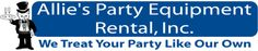 Allie's Party Equipment Rental, Inc. (855) 591- 4314