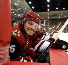 Max Domi when he was with the Arizona Coyotes Montreal Canadiens, Max Domi, Coyotes Hockey, Marc Andre, Arizona Coyotes, Man Crush Everyday, Of Montreal, Hockey Players, Ice Hockey
