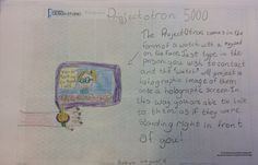 Projectotron 5000 by Robyn