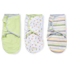 Summer Infant SwaddleMe Original Swaddle (3 Pack) - $21.95