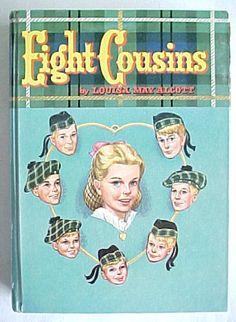 Eight Cousins- L. M. Alcott. Ages 10-∞