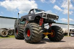 ford monster trucks | Ford Bronco Monster Truck | Flickr - Photo Sharing!