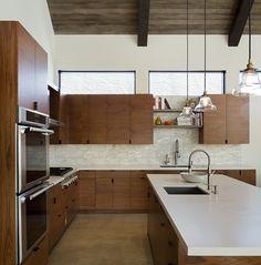 Mountain Modern By Five Star Kitchen Bath Homes White Countertops