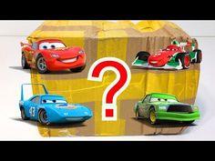 Тачки Дисней Новые Игрушки Распаковка Мультики про Машинки Видео для Детей Toys, Car, Automobile, Vehicles, Gaming, Games, Cars, Toy