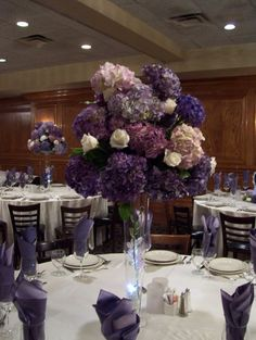 Table Centerpieces  Wedding Flowers Photos on WeddingWire