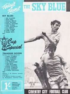 Brian Hill, Tranmere Rovers, Coventry City, Red Shirt, Blues, Sky, History, Twitter, Heaven