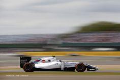 Valtteri Bottas, Williams, Silverstone, Friday practice, 2014