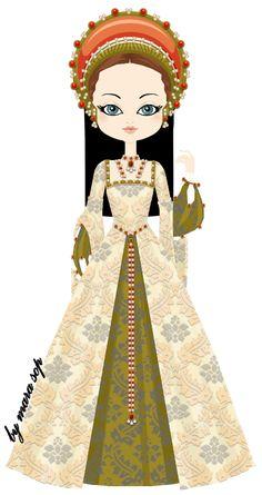 Jane Grey by marasop on deviantART, The nine day qeeen