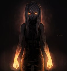 Wrath by Ajgiel.deviantart.com on @DeviantArt