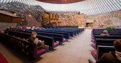 It's known as the 'rock church', but don't be misled, as many a tourist has been - it's not Finland's answer to gospel choirs, it's actually built into a rock. Opened in 1969, it was designed by the brothers ...