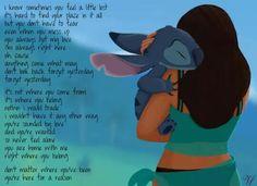 New tattoo quotes disney lilo stitch ideas Lilo And Stitch Memes, Lilo Ve Stitch, Lilo And Stitch Ohana, Funny True Quotes, Cute Quotes, Movie Quotes, Disney Quotes, Disney Memes, Stich Quotes