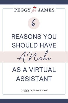 Find out why niching down in your virtual assistant business can attract more clients and make you more money. Specializing in specific skills like social media management, online business management etc can help you better attract ideal clients. Business Management, Business Planning, Business Tips, Small Business Organization, Organization Ideas, Marketing Tools, Online Marketing, Social Proof, Virtual Assistant Services