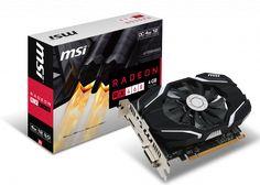 MSI: Radeon™ RX 460 4G OC