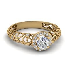 Image result for vintage yellow diamonds