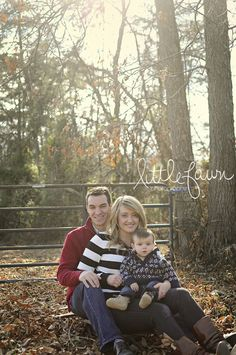 Outdoor Family 9 Month Old | Little Fawn Photography
