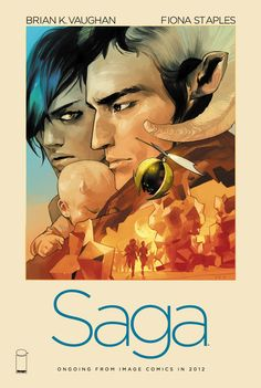 Brian K. Vaughan Announces 'Saga,' New Ongoing Sci-Fi Series at Image Comics [Comic-Con] - ComicsAlliance | Comic book culture, news, humor, commentary, and reviews