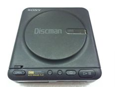 SONY Discman D-22 ジャンク613_画像1