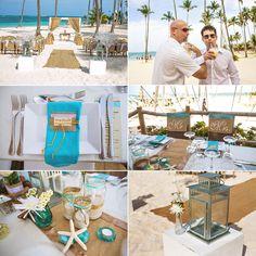 dominican republic wedding. jellyfish. {lauren + stephen}
