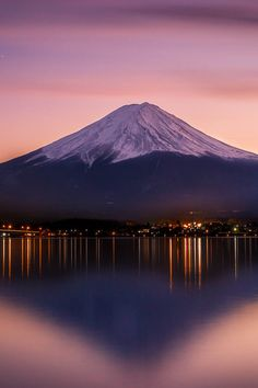 Mt. Fuji by Gonripsi Mobsono Japan