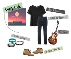 """""""Joel in Fashion"""" by ellysthns ❤ liked on Polyvore featuring Timberland, 6397, Marc by Marc Jacobs, Bling Jewelry, Acne Studios, men's fashion, menswear, simple, beYOURSELF and fashioninmusic"""