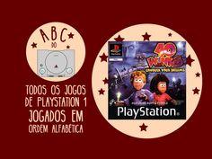40 Winks  - Gameplay comentado em português [ABC do PS1]