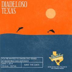 Miss #BaylorDia14? Join fellow #Baylor alumni at Diadeloso Texas 2014 -- June 7 at SeaWorld San Antonio!