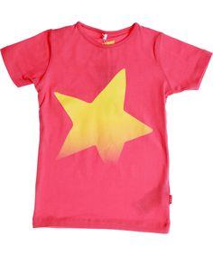 Name It lovely glitter t-shirt for fashion stars. name-it.en.emilea.be