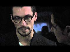 ▶ David Gandy - Interview Capstarchauffeurs Him Style - YouTube