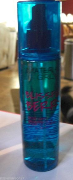 1 MATERIAL GIRL ** BLISSFUL BERRY ** BODY MIST 8.4FL OZ  #MATERIALGIRL