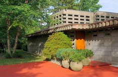 The Gerald B. Tonkens House in Cincinnati, Ohio, was designed by Frank Lloyd Wright in 1955 and is listed on the National Register of Historic Places.