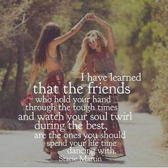 "True Friendship Quotes – Best Friends Forever Quotes ""True friends aren't the ones who make your problems disappear. Best Friends Forever Quotes, Besties Quotes, Bestfriends, Life Friends Quotes, Thank You Friend Quotes, Best Friend Sister Quotes, Beautiful Friend Quotes, Sister Friend Quotes, Bffs"