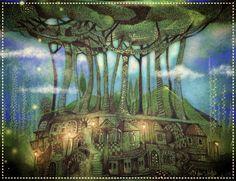 Blick aus dem Fenster Surrealism, Artworks, Windows, Art Pieces, Art