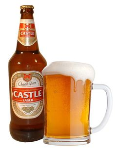 Castle Lager (South Africa) - Made with corn, that's why it tastes so good! Beer Brats, Beers Of The World, South African Recipes, German Beer, Wine And Liquor, Bbq Party, Water Recipes, Beer Label, Best Beer