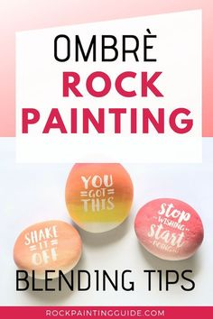 Beginner's Guide Series covers Rock Painting Techniques to improve your skills. This article is packed with video tutorials, infographics, rock painting ideas to try! Rock Painting Patterns, Rock Painting Ideas Easy, Rock Painting Designs, Galaxy Painting, Painting Art, Painting Tools, Stone Painting, Acrylic Painting Techniques, Painting Tutorials