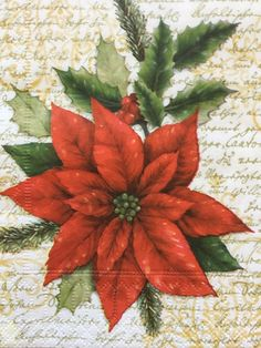 Paper Napkins For Decoupage Set 4 Folf Motive Napkins Decoupage Glass, Paper Napkins For Decoupage, Christmas Napkins, Christmas Crafts, Christmas Stuff, Bar Mitzvah Invitations, Party Invitations, Easter Crafts, Crafts For Kids