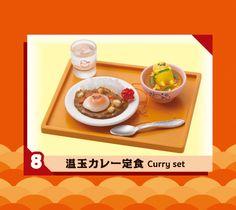 Re-Ment Miniatures - Gudetama Lazy Egg Diner #8