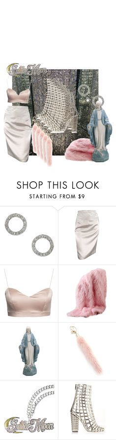 """""""s y n t h e t i c  l o v e l y  s l u t"""" by castellanko on Polyvore featuring Dorothy Perkins, Lanvin, Furla, Yves Saint Laurent, Anya Hindmarch, women's clothing, women, female, woman and misses"""
