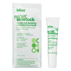 Bliss Zit No More Duo | Acne Treatment - Blissworld